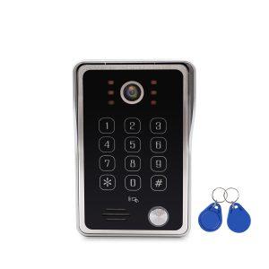 დომოფონის კამერა IC CARD+PIN