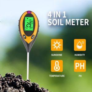 soil meter 4 in 1
